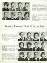 1965 Palos Verdes High School Yearbook Page 74 & 75