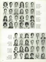 1965 Palos Verdes High School Yearbook Page 100 & 101