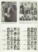 1965 Palos Verdes High School Yearbook Page 116 & 117