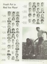 1965 Palos Verdes High School Yearbook Page 124 & 125