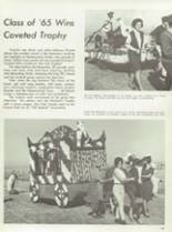 1965 Palos Verdes High School Yearbook Page 128 & 129
