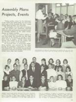 1965 Palos Verdes High School Yearbook Page 156 & 157