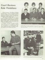 1965 Palos Verdes High School Yearbook Page 160 & 161