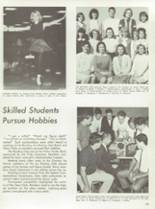 1965 Palos Verdes High School Yearbook Page 184 & 185