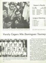 1965 Palos Verdes High School Yearbook Page 206 & 207