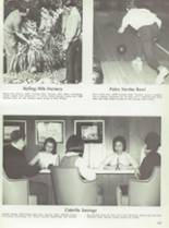 1965 Palos Verdes High School Yearbook Page 250 & 251