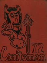 1972 Yearbook Tilden Technical High School