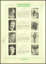1929 Great Falls High School Yearbook Page 32 & 33