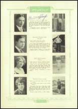 1929 Great Falls High School Yearbook Page 34 & 35