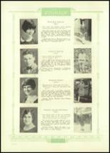 1929 Great Falls High School Yearbook Page 36 & 37