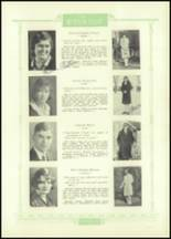 1929 Great Falls High School Yearbook Page 38 & 39