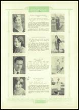 1929 Great Falls High School Yearbook Page 40 & 41
