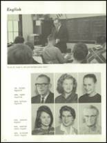 1965 Addison High School Yearbook Page 16 & 17