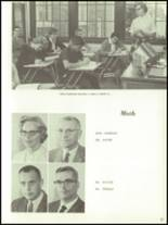 1965 Addison High School Yearbook Page 24 & 25