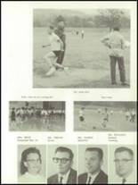1965 Addison High School Yearbook Page 28 & 29