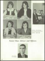 1965 Addison High School Yearbook Page 32 & 33