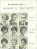 1965 Addison High School Yearbook Page 34 & 35