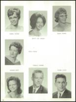 1965 Addison High School Yearbook Page 42 & 43