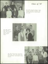 1965 Addison High School Yearbook Page 58 & 59