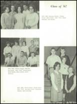 1965 Addison High School Yearbook Page 62 & 63
