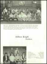1965 Addison High School Yearbook Page 84 & 85