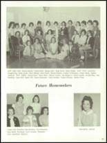 1965 Addison High School Yearbook Page 96 & 97