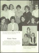 1965 Addison High School Yearbook Page 100 & 101