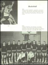 1965 Addison High School Yearbook Page 108 & 109