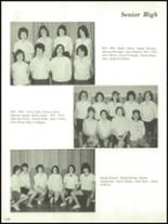 1965 Addison High School Yearbook Page 112 & 113
