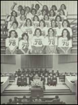 1978 Glenmore Academy Yearbook Page 22 & 23