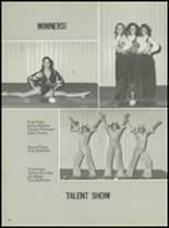 1978 Glenmore Academy Yearbook Page 98 & 99