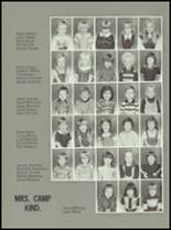 1978 Glenmore Academy Yearbook Page 142 & 143
