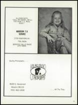 1978 Glenmore Academy Yearbook Page 154 & 155