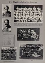 1974 Pattonville High School Yearbook Page 42 & 43