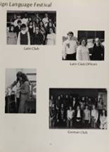 1974 Pattonville High School Yearbook Page 92 & 93