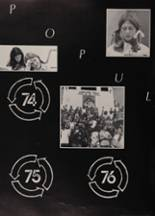 1974 Pattonville High School Yearbook Page 126 & 127