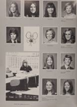 1974 Pattonville High School Yearbook Page 166 & 167