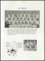 1958 Shannon High School Yearbook Page 28 & 29