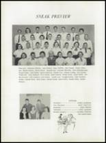 1958 Shannon High School Yearbook Page 30 & 31
