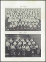 1958 Shannon High School Yearbook Page 42 & 43
