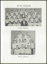 1958 Shannon High School Yearbook Page 44 & 45