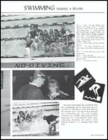 1989 John Glenn High School Yearbook Page 32 & 33