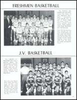 1989 John Glenn High School Yearbook Page 48 & 49