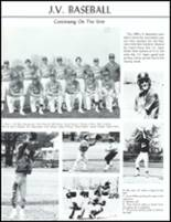 1989 John Glenn High School Yearbook Page 66 & 67