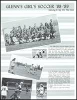 1989 John Glenn High School Yearbook Page 68 & 69