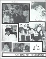 1989 John Glenn High School Yearbook Page 74 & 75