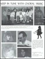 1989 John Glenn High School Yearbook Page 82 & 83