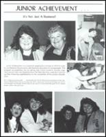 1989 John Glenn High School Yearbook Page 86 & 87
