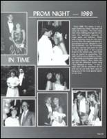 1989 John Glenn High School Yearbook Page 96 & 97