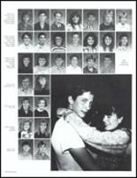 1989 John Glenn High School Yearbook Page 118 & 119